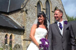 Wedding photography Havant