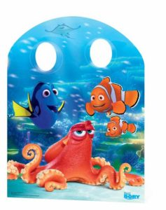 Kids party cut out portsmouth finding dory