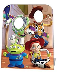 Kids party cut out portsmouth toy story