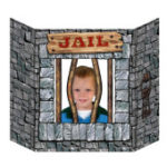 Kids party cut out portsmouth jail