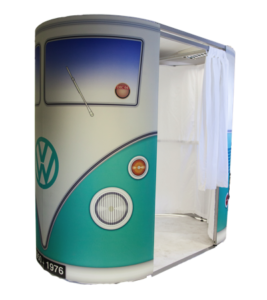 Photo Booth Oval VW