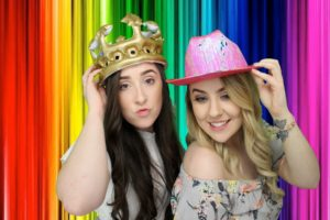 Photo Booth Portsmouth Rainbow