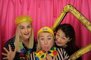 Photo Booth Waterlooville Pink Party