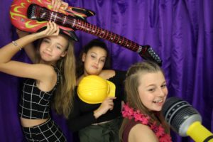Photo Booth Kids Havant Purple