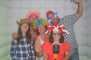 Inflatable photo booth birthday portsmouth