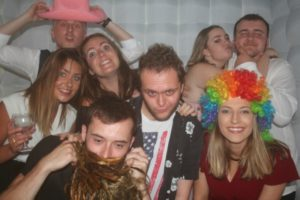 Inflatable photo booth gosport