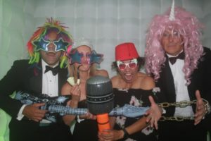 Inflatable photo booth corporate portsmouth