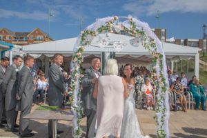 Rod & Denise Wedding Photography Lee On Solent