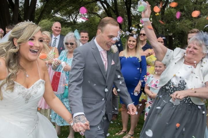 Adam & Jade Wedding Photography Gosport